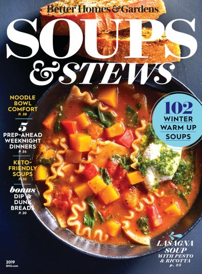 Soups & Stews digital cover