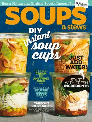 Soups & Stews digital subscription