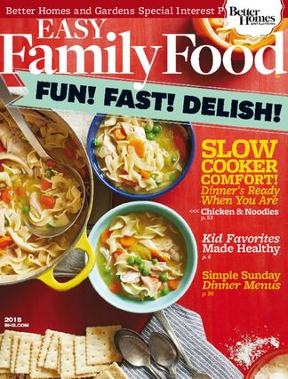 Easy Family Foods digital cover