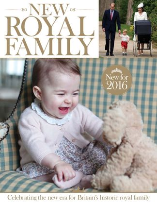 New Royal Family digital cover