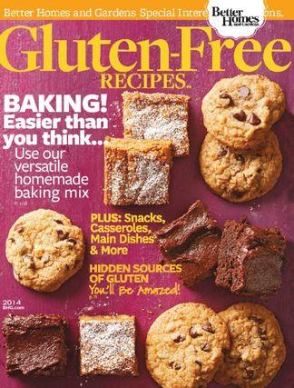 Gluten-Free Recipes digital cover