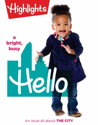 Highlights Hello digital cover