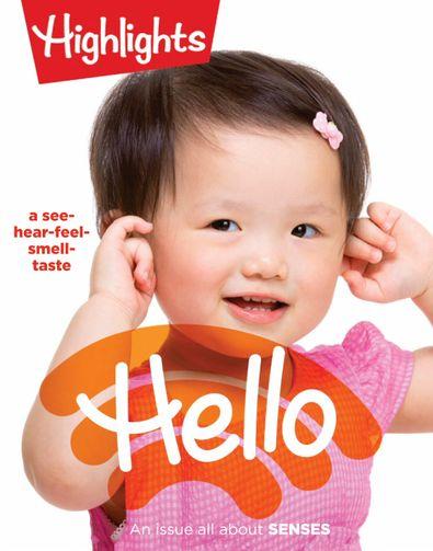 Highlights Hello digital cover