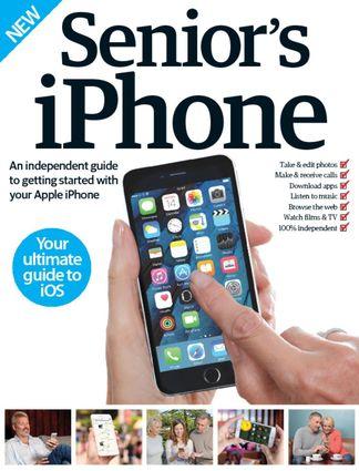 Senior's Edition: iPhone digital cover