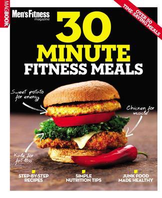 Men Fitness 30-min Meals digital cover