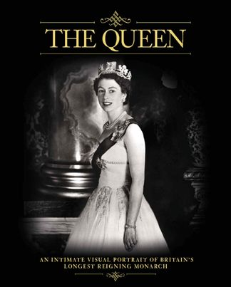 The Queen digital cover