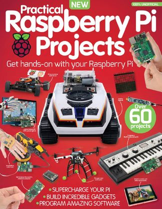 Practical Raspberry Pi Projects digital cover
