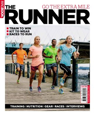 The Runner digital cover