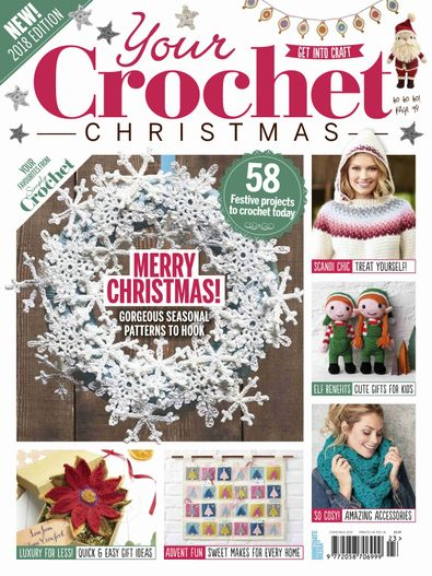 Your Crochet Christmas digital cover