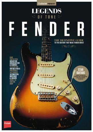 Legends of Tone - Fender digital cover