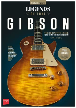 Legends of Tone - Gibson digital cover