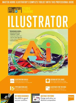 Studio Training: Illustrator digital cover