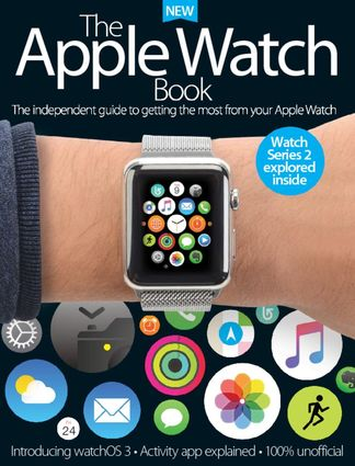 The Apple Watch Book digital cover