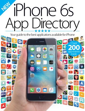 iPhone 6S App Directory Vol 1 digital cover