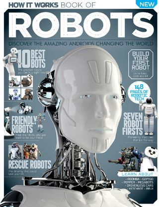 How It Works Book of Robots digital cover