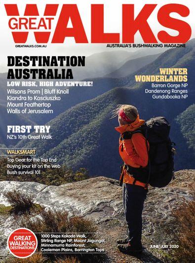 Great Walks digital cover