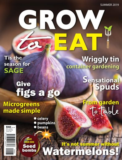 Grow to Eat digital cover