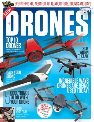 The Drones Book digital cover