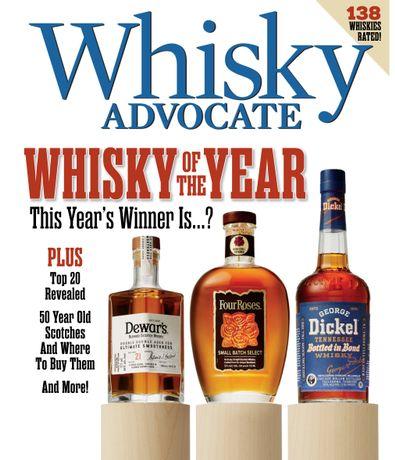 Whisky Advocate digital cover