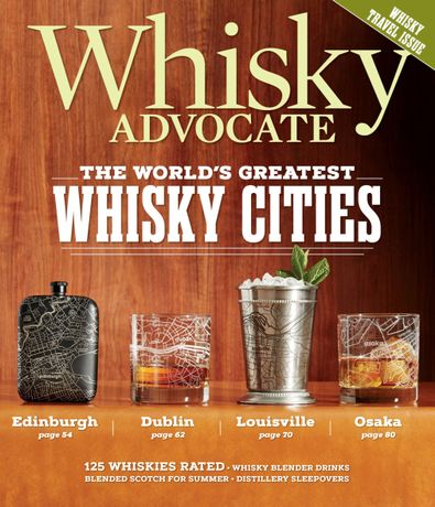 Whisky Advocate digital cover