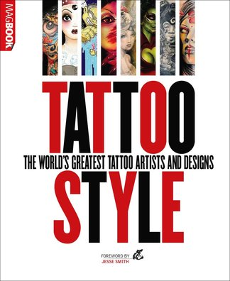 Tattoo Style digital cover