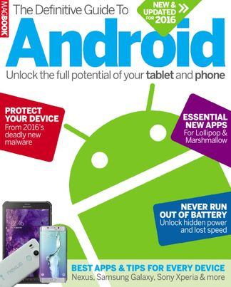 The Definitive Guide to Android digital cover