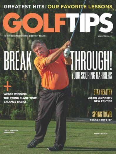 Golf Tips digital cover