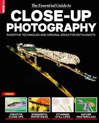 The Essential Guide to Close up Photography digital cover