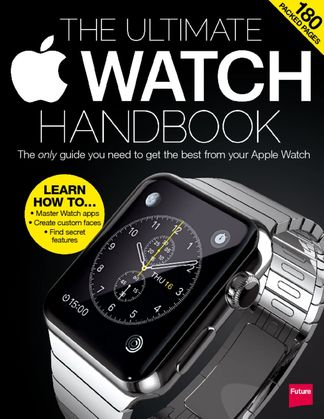 The Ultimate Apple Watch Handbook digital cover