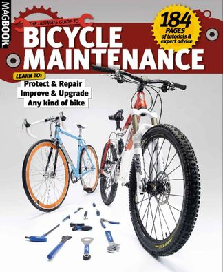 The Ultimate Guide to Bicycle Maintenance digital cover