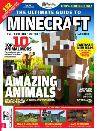 The Ultimate Guide to Minecraft! digital cover