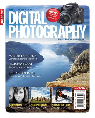 The Ultimate Guide to Digital Photography 4 cover