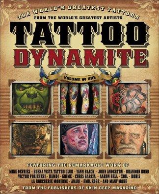 Tattoo Dynamite digital cover