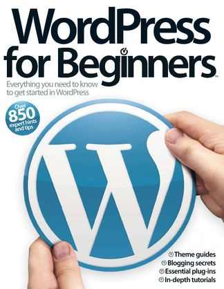Wordpress For Beginners Vol 1 digital cover