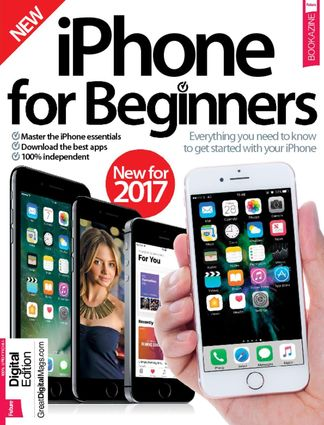 iPhone for Beginners digital cover