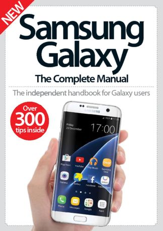 Samsung Galaxy: The Complete Manual digital cover