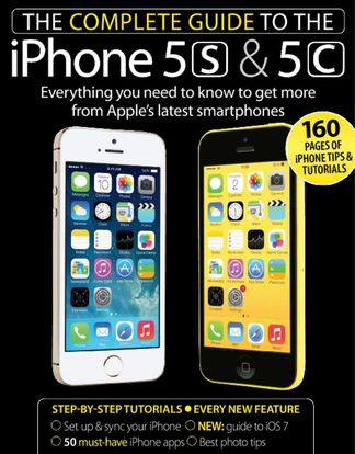The Complete Guide to the iPhone 5s & 5c digital cover