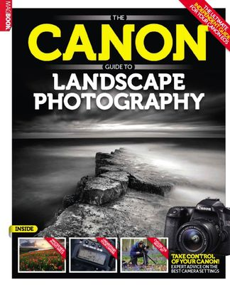 The Canon Guide to Landscape Photography digital cover