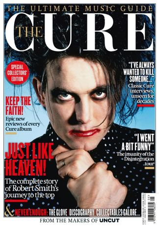 The Cure - The Ultimate Music Guide digital cover