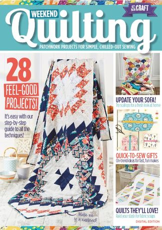 Weekend Quilting digital cover