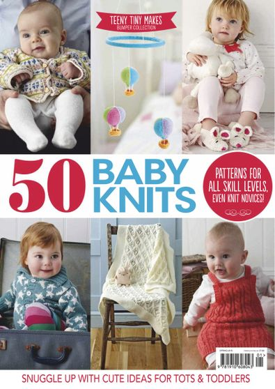 50 Baby Knits digital cover