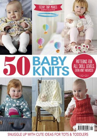 50 Baby Knits digital subscription