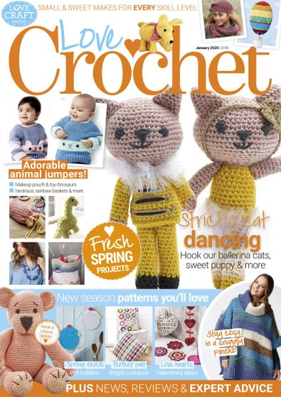 Love Crochet digital cover