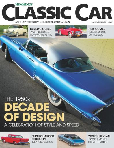 Hemmings Classic Car digital cover