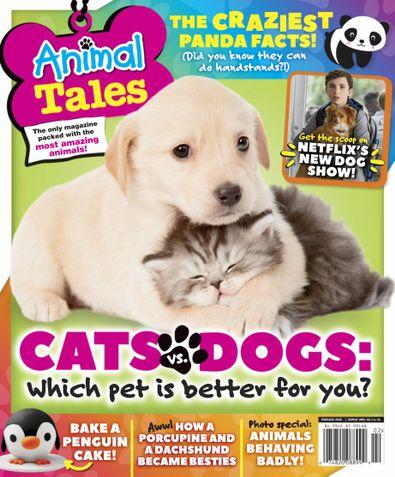 Animal Tales digital cover