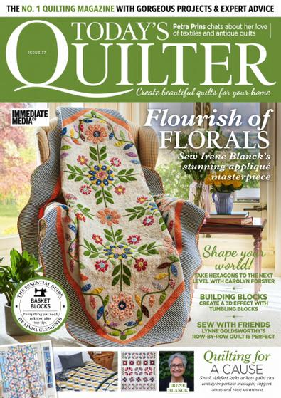 Today's Quilter digital cover