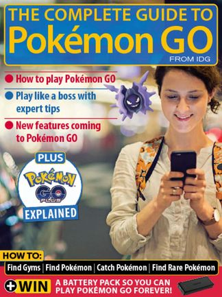 The Complete Guide to Pokémon Go digital subscription