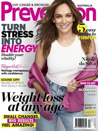 Prevention Magazine Australia digital cover