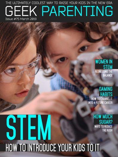 Geek Parenting digital cover