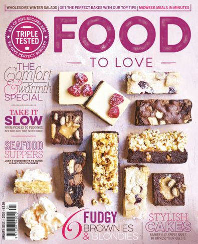 Food To Love digital cover